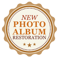 Photo Album Restoration