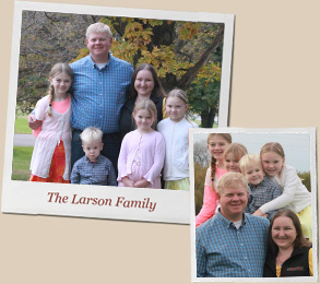 The Larson Family
